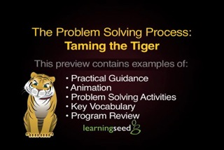 Problem Solving Process, The