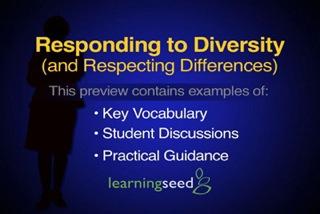 Responding to Diversity