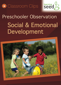 Preschooler observation: social & emotional development by Mike Poglitsch and Jennifer A. Smith